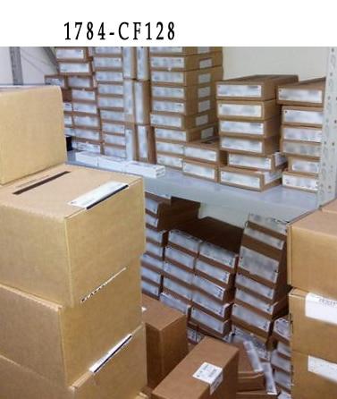 NEW 1784-CF128 industrial control PLC module 5pcs 1pcs new om e32 zd200 industry automation plc plc module industrial use l