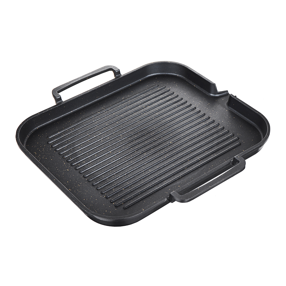 Grill Frying Pan Us 27 04 49 Off Kitchen Non Stick Cooking Grill Pan Griddle Steak Frying Pan Aluminum Alloy Bbq Grill Pan Camping Picnic Cookware Cooking Tools In