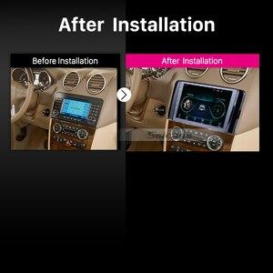 Image 5 - Seicane أندرويد 8.1 سيارة راديو رئيس وحدة لمرسيدس بنز R الفئة W251 R280 R300 R320 R350 R63 2006 2013 مشغل وسائط متعددة لتحديد المواقع