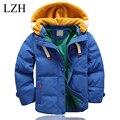 Children Winter Jackets Girls Boys Jacket Coats Kids Hooded Parkas 2016 New Fashion Big Boy Warm Outerwear Coat Children Clothes