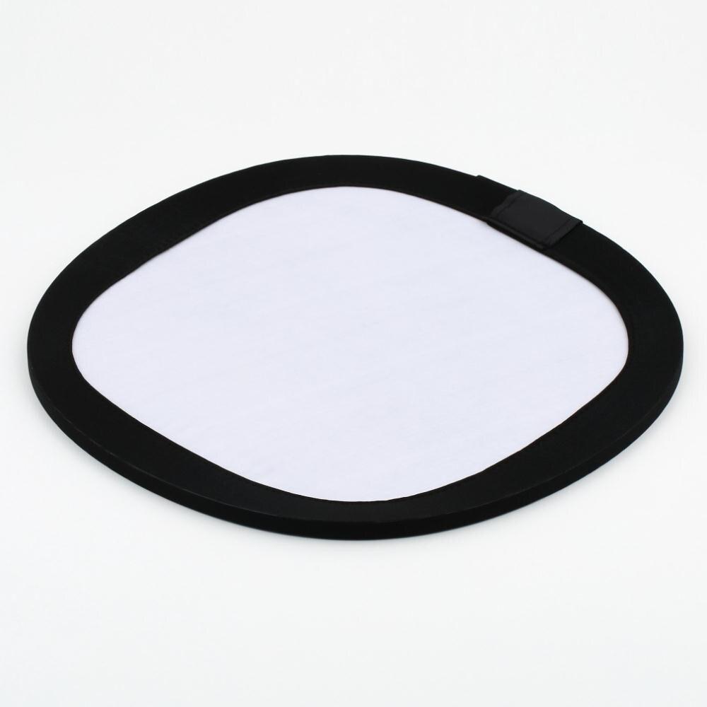 """Lightdow 12 """"pouces 30 cm 18% réflecteur de carte grise pliable Balance des blancs Double Face panneau de mise au point avec sac de transport"""