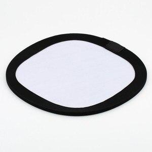 Image 5 - Lightdow Tarjeta reflectora plegable de doble cara, tarjeta reflectora gris de 12 pulgadas, 30cm, 18%, con bolsa de transporte