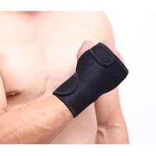 Wrist Brace Wrist Splint Support Training Protector Wrist Wraps for Wrist Pain, Sprain, Carpal Tunnel, Gym Fitness Bands, Black