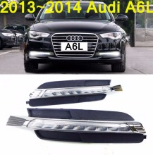 A6L daytime light;2013~2016, Free ship!LED,A6L fog light,2ps/set;A6L A6 C6