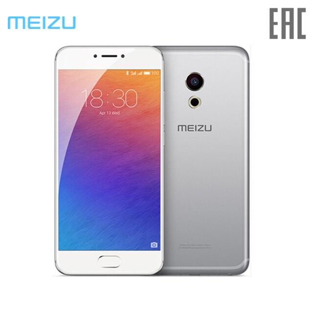 Смартфон Meizu Pro6 4ГБ + 32 ГБ Официальная гарантия 1 год  Бесплатная доставка от 2 дней