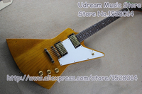 Hot Selling Explor Suneye Electric Guitars China Gold Hardware Guitar As Picture For Sale