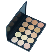15 Colors Make Up Eyeshadow Glitter Matte Color Concealer Eye Shadow Palette Facial Concealer  Cosmetic Base Cream Camouflage