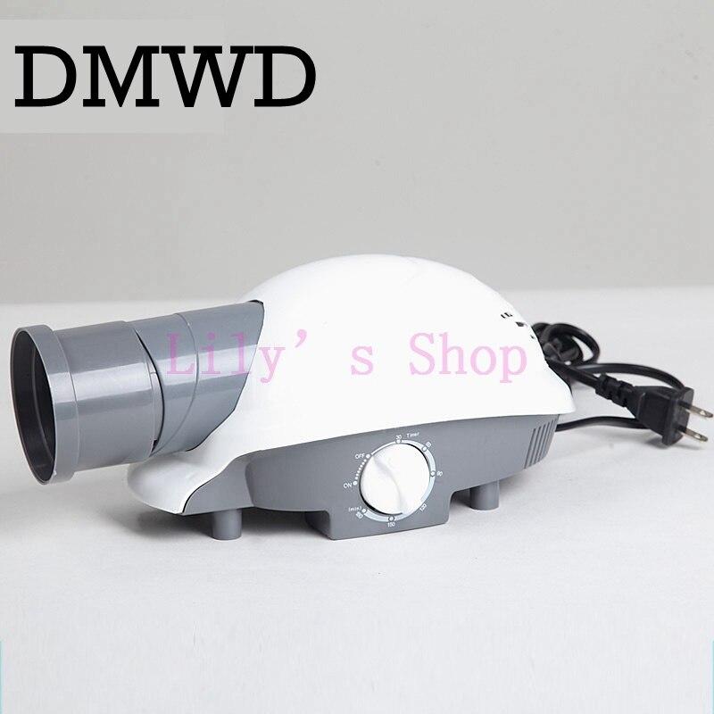 DMWD MINI Portable Electric Clothes Dryer Laundry Warmer Baby Cloth Garment Hot Wind Blower Air Drying Machine 110V 220V EU US