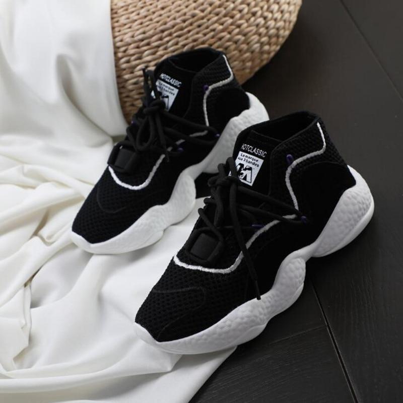 Salvaje Cuero Calientes Verano Simple De Malla Nuevo Casuales Blanco 2019 blanco Primavera Retro negro Mujer Zapatos Transpirable Moda Beige qOwzWvf