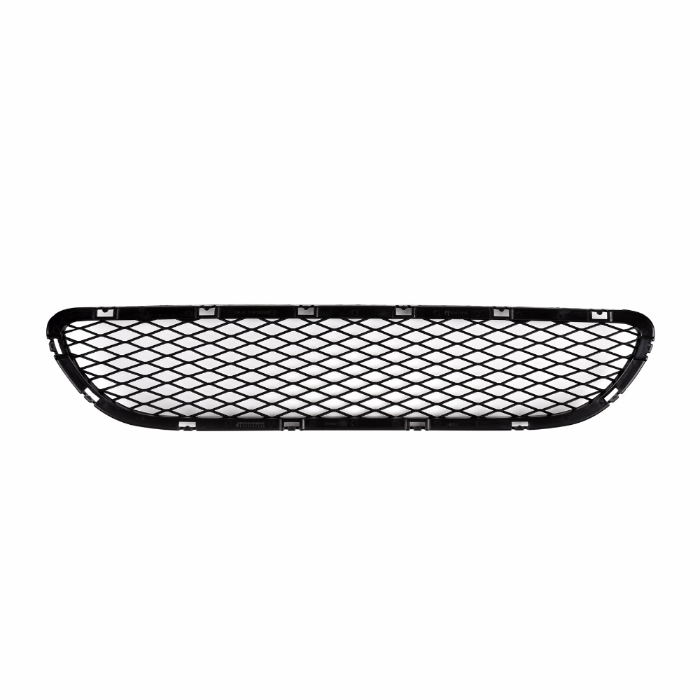 Areyourshop Car Front Bumper Lower Center Grille Grill For BMW 3 Series E90 E91 2009 2012 1PCS ABS Car Auto Exterior Part-in Racing Grills from Automobiles & Motorcycles    1
