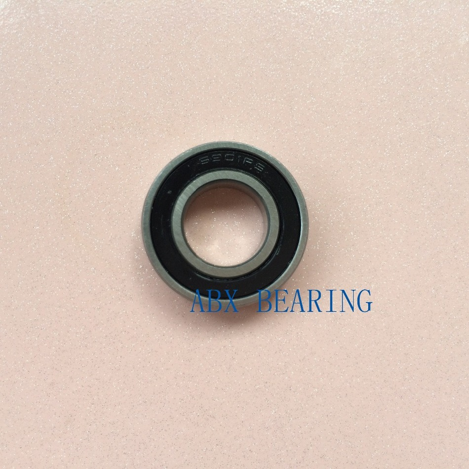10 PCS Hybrid Ceramic Si3N4 Rubber Sealed Bearing Bearings 5x13x4 mm 695-2RS