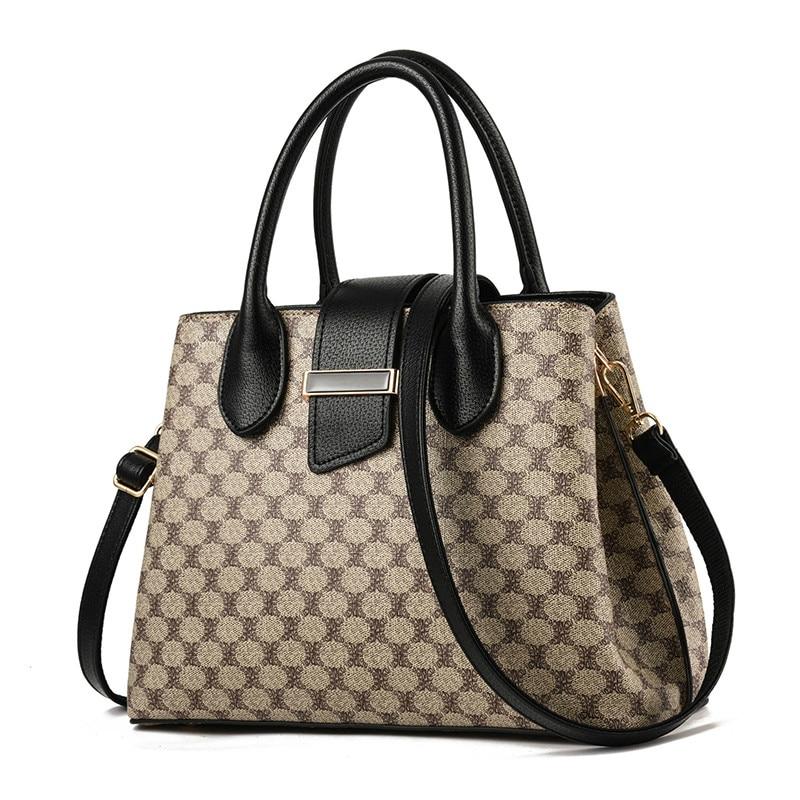 Louis Style Bag Fashion Flowers Women Messenger Bags Women Shoulder Bag Causal Totes Luxury Handbags Luis Vuiton