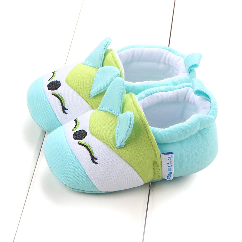 First Walkers Baby Shoes Cotton Anti-slip Booties Baby Girl Boy Shoes Animal Cartoon Newborn Slippers Footwear Booties Kids Gifts (38)