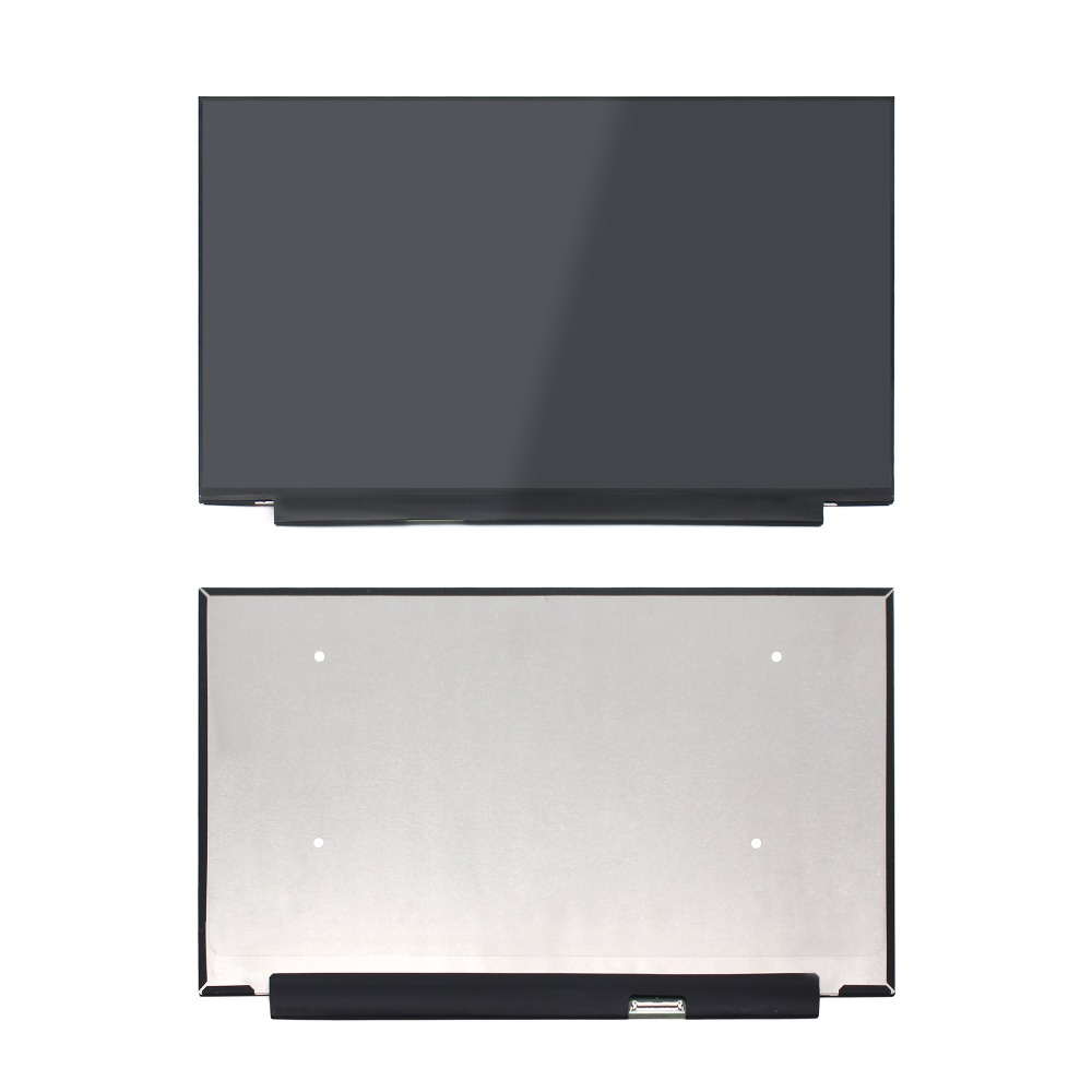 15.6 Glossy LCD Touch Laptop Screen Digitizer Assembly Front Bezel for Lenovo Edge 2-1580 80QF 1080P