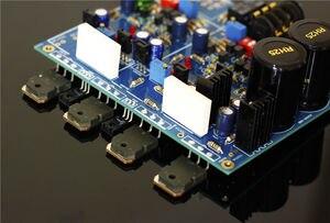 Image 5 - DIYERZONE DIY FET Class  Amplifier Kit Base On HA5000 L12 1