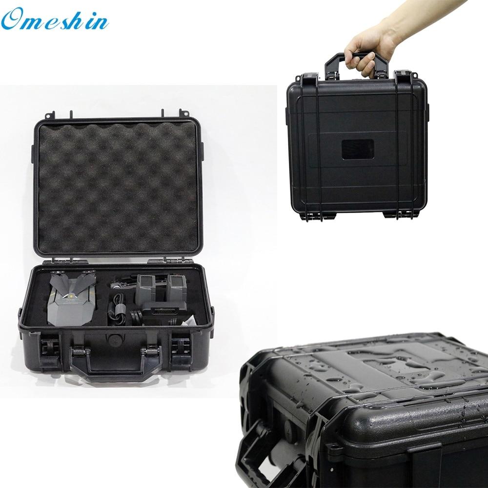 Étui de transport étanche aux intempéries étui de transport rigide spécification militaire pour DJI Mavic Pro Drone 0308