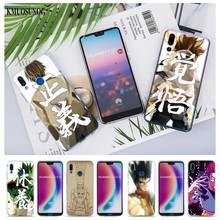 Transparent Soft Silicone Phone Case anime hunter x for huawei P Smart Nova 3i P20 P10 P9 P8 Lite 2017 Pro Plus