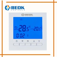 BOT 313 3A Digital Gas Boiler Heating Thermostat With AA Battery Power Supply