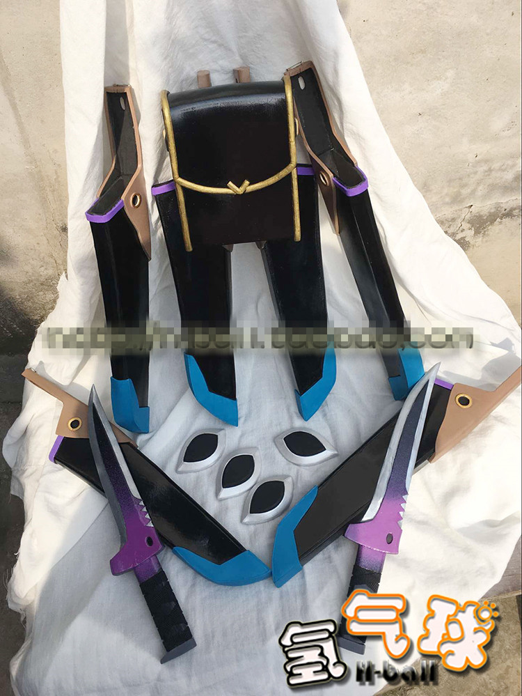 Jack the Ripper Fate/Grand Order Cosplay Jack the Ripper cosplay costume costum-made FGO Cosplay 6