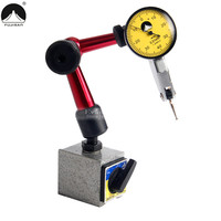 2 IN 1 Dial Indicator 0 0 8mm 0 01mm Shockproof 7 Jewels With Mini Universal