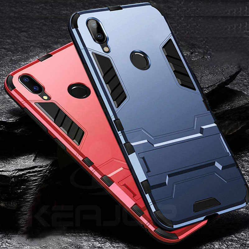 For Huawei honor play case Back cover For huawei honor play case bumper tough Protective case for honor play cover protector