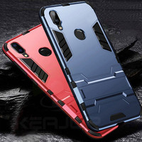 Voor huawei honor play case Back cover Voor huawei honor play case bumper tough beschermhoes voor honor play cover protector