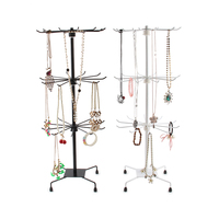 Free Shipping Display Stand Holder Rack Bag Necklace Bracelet Chain Display Stand Holder Rack FA 357