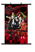 Bungou Stray Dogs Anime Home Decor Poster Wall Scroll mural Birthday Gift 40x60cm