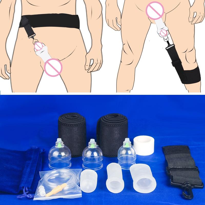 Penisvergrößerung spannung trainingsgerät, pro extender physikalische penis pumpe vergrößerer bahre, proextender verbessern penis extender