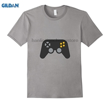 GILDAN Game Controller Video Game Console Player T-Shirt