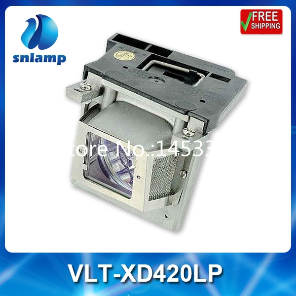 все цены на Replacement compatible projector lamp VLT-XD420LP for SD420 SD420U XD420 XD420U онлайн
