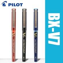 12 Pcs/lot Wholesale Japan Pilot BX-V7 Liquid Ink Pen 0.7mm V7 Standard Office and School Stationery