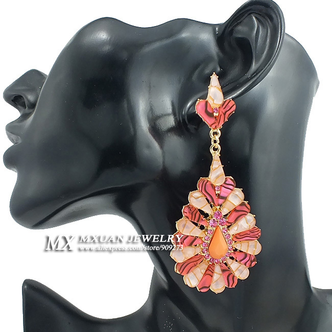 Acrylic Charm Earrings Vicious Punx