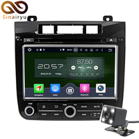 Android 6 0 1 Car DVD GPS Stereo Player Fit For VW Touareg 2010 2011 2012