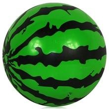 Детская Игрушка надувной шар 23 см пластиковые шары арбузы ПВХ мяч детские игрушки для детского подарка Juguetes дешевые вещи