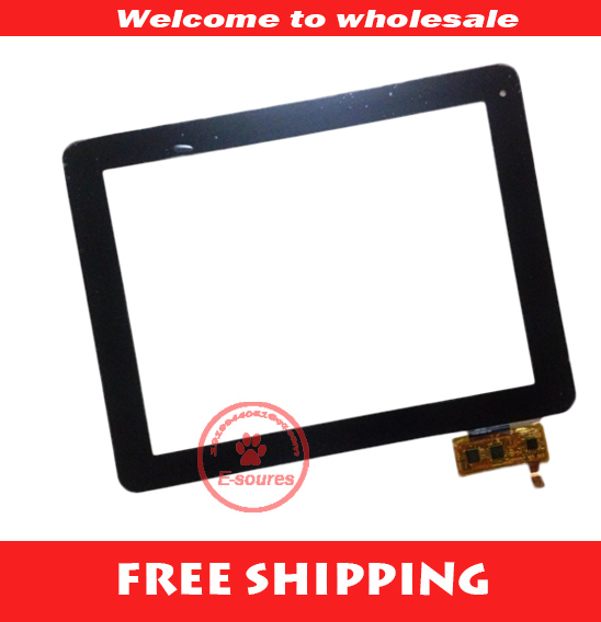 Original 9.7 Prestigio MultiPad PMP5197D Tablet Touch Screen Digitizer Touch panel glass sensor replacement Free Shipping 10pcs lot new touch screen digitizer for 7 prestigio multipad wize 3027 pmt3027 tablet touch panel glass sensor replacement