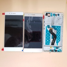 5.2'' For HUAWEI P9 Lite VNS-L21 VNS-L22 VNS-L23 VNS-L31 VNS-L53 G9 Lite LCD Display Touch Screen Digitizer With Frame