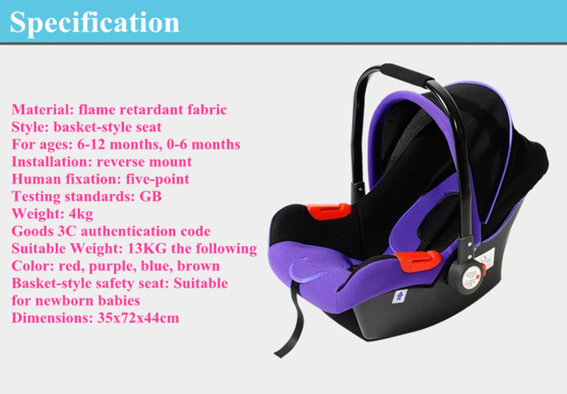 Baby Car Safe Seats6