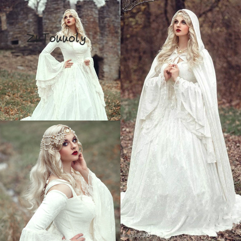 Free Medieval Wedding Dresses Stock