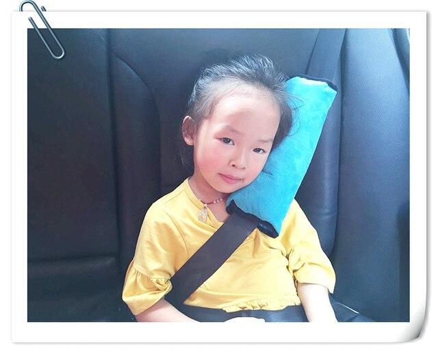Auto kussen auto baby kind veiligheidsgordel schouder bescherming