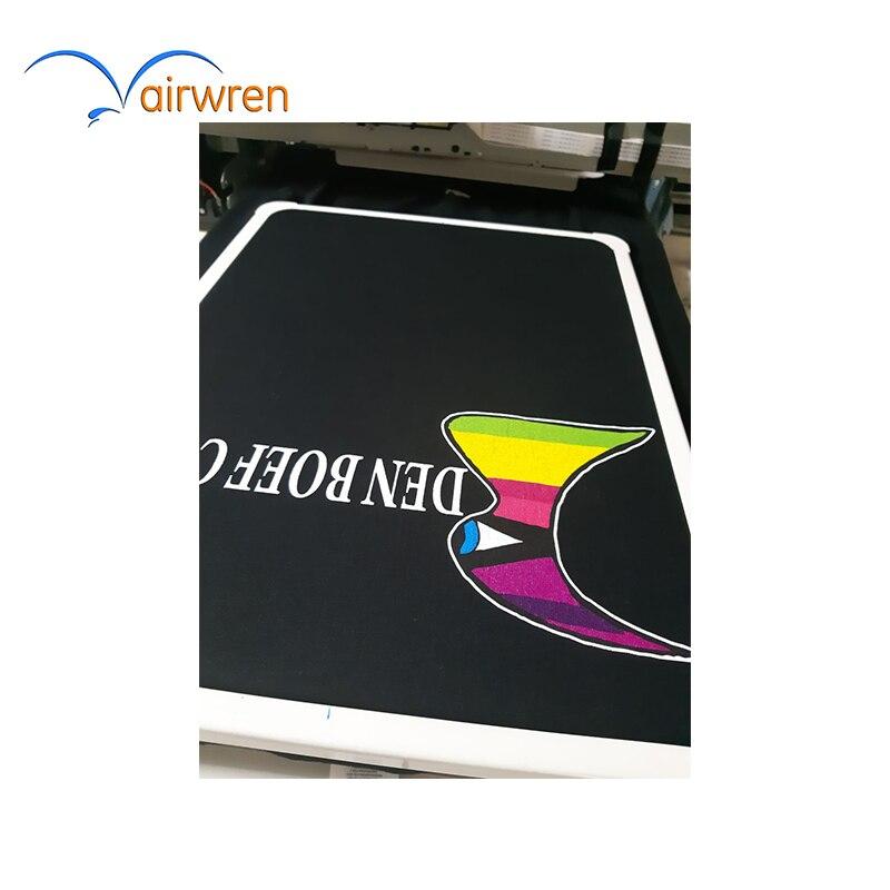 Digital DTG Textile/cotton Printer Haiwn-T600,on T-shirt,pants,canvas/T-shirt Numerique