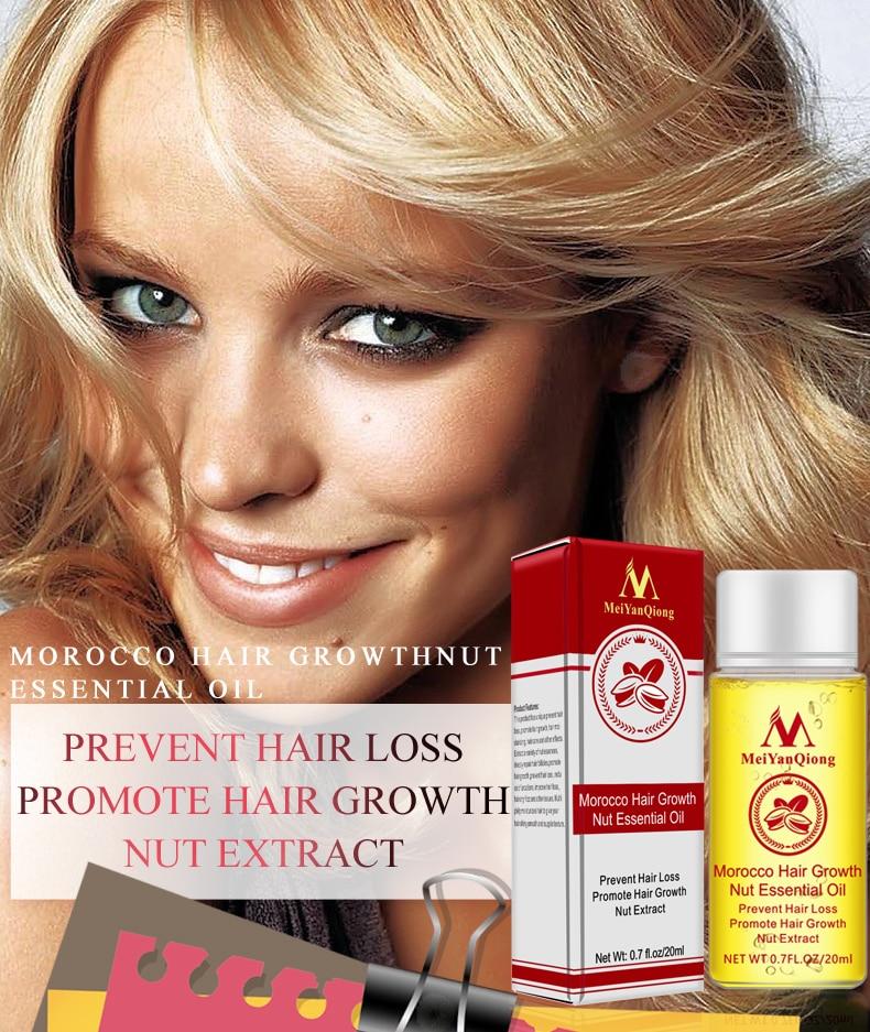 Fast Powerful Hair Growth Essence Hair Loss Products Essential Oil Liquid Treatment Preventing Hair Loss Hair Care Products 20ml 1
