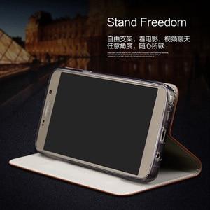 Image 4 - wangcangli brand phone case genuine leather crocodile Flat texture phone case For Gionee S8 handmade phone case