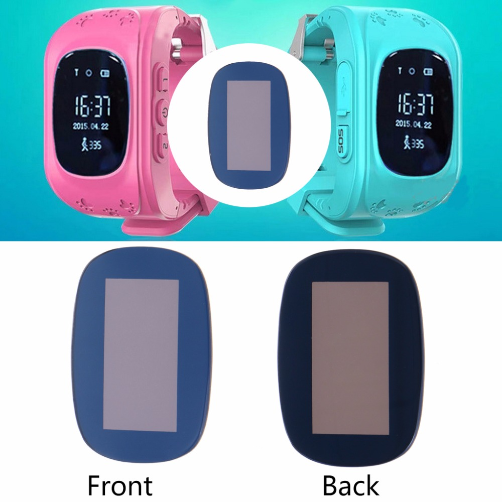 2018 NEW Glass Screen Protector Replacement For Smart Kid Anti-Lost GPS Tracker Watch Q50
