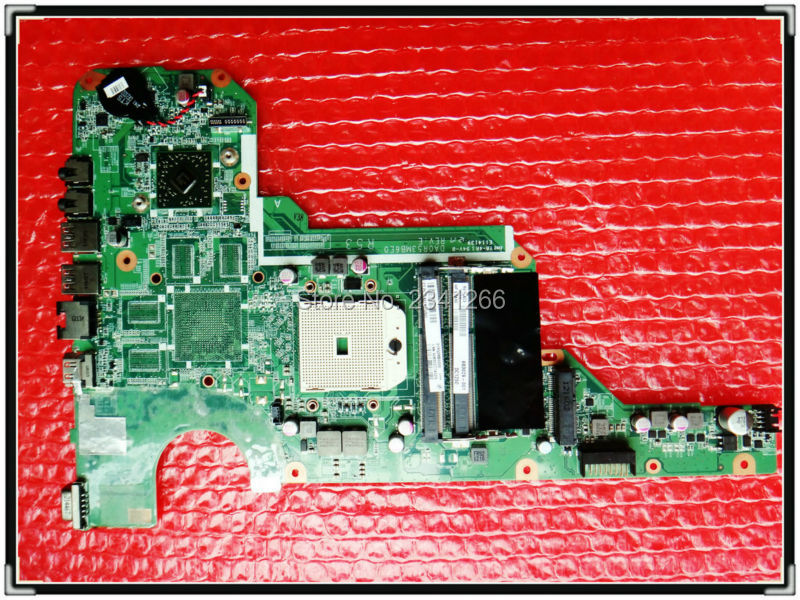 ФОТО 683029-001 683029-501 DA0R53MB6E0 for hp G6 G7 G7-2000 G6-2000 G4-2000 Motherboard for AMD DDR3 100%Tested+Free Shipping