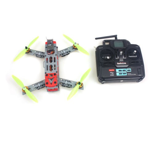 FPV 260 Across Frame Small Quadcopter Including LED Tail Light with QQ Flight Controller and Motor