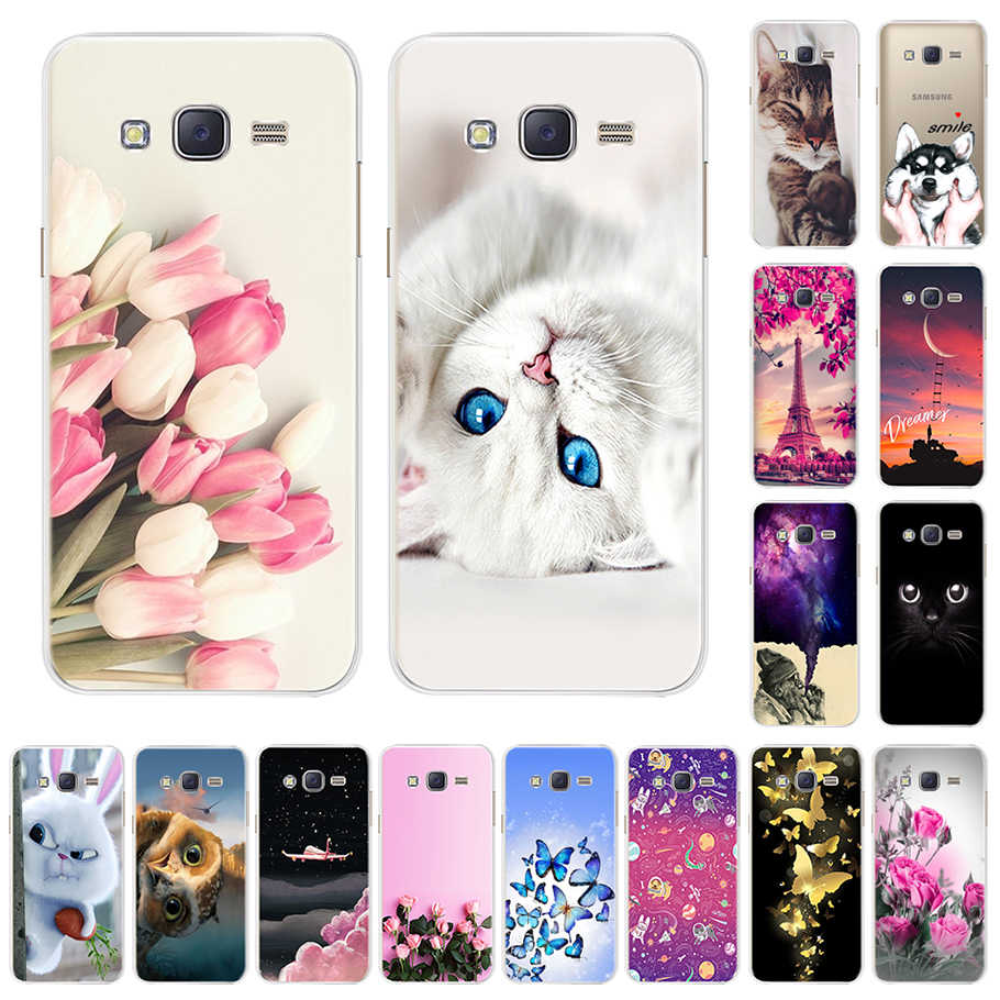 For Case Samsung Galaxy j7 Neo Phone Case For Protector Samsung Galaxy j7 Neo Case Cover Bumper Soft Silicone TPU