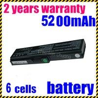 Laptop Battery For Toshiba Satellite Pro C650 C660D L630 L670 U400 U500 C650D C660 L640 T110