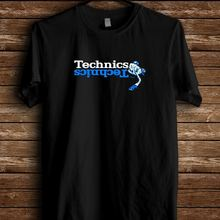 Classic Technics Turntable Arm t-shirt