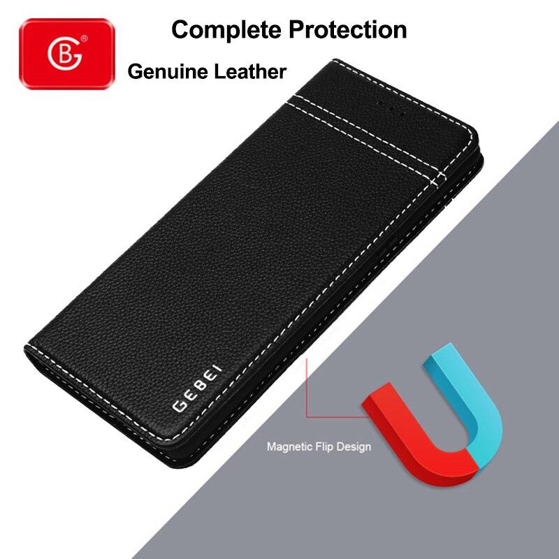 Роскошный кожаный чехол для защиты samsung Galaxy Note8 Note9 <font><b>S7</b></font> край S8 S9 плюс телефон 360 полный защитный флип чехол